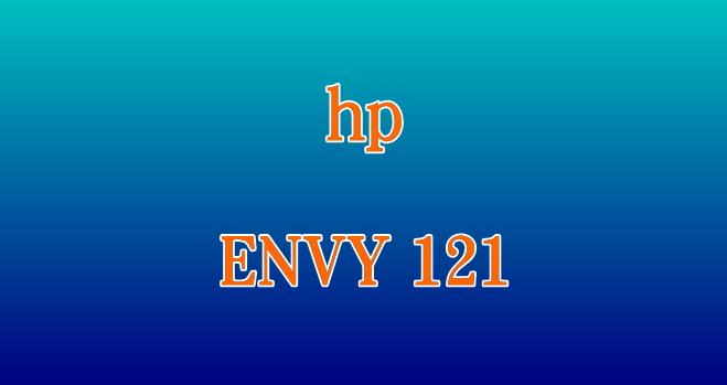 hpENVY 121